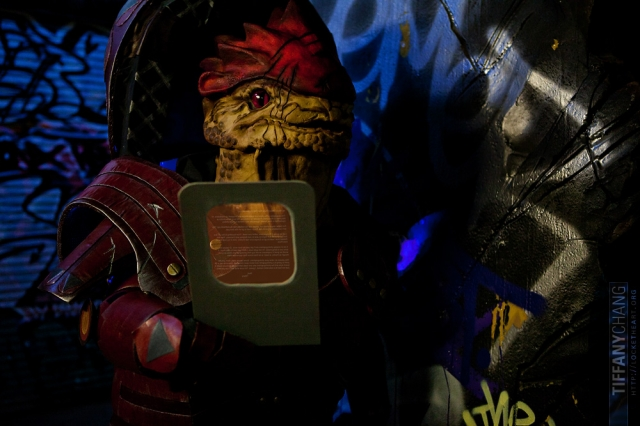 Propped Up Creations as Wrex - 7217
