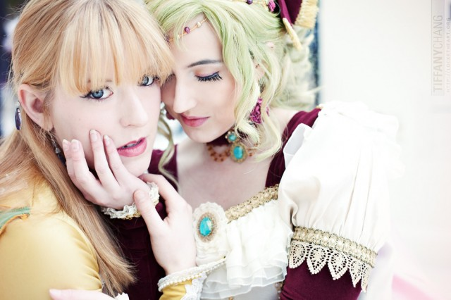 Ambrosia & Tess as Final Fantasy VI - 68791
