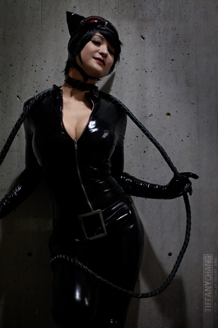 mostflogged as Catwoman - 2275