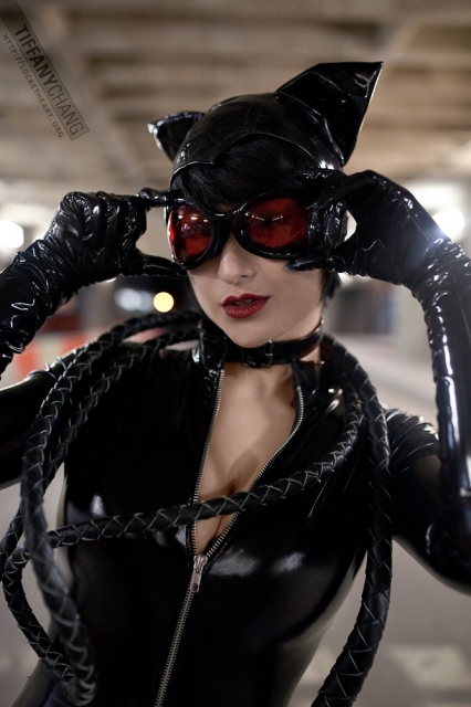 mostflogged as Catwoman - 2303