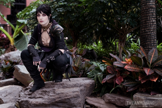 Erika Door as Morrigan from Dragon Age II 2709