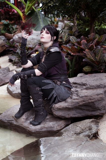 Erika Door as Morrigan from Dragon Age II 2718