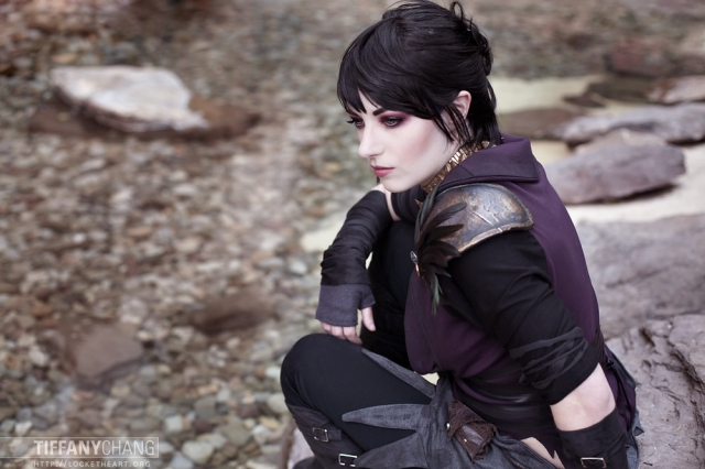 Erika Door as Morrigan from Dragon Age II 2722