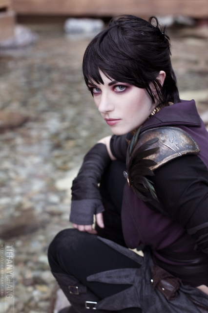 Erika Door as Morrigan from Dragon Age II 2728