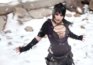 Erika Door as Morrigan from Dragon Age II 2757