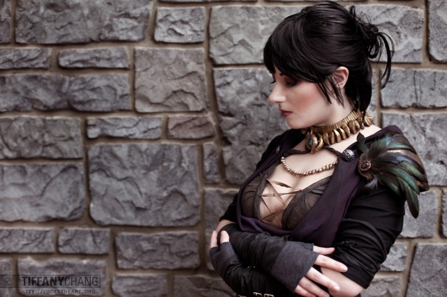 Erika Door as Morrigan from Dragon Age II 2760